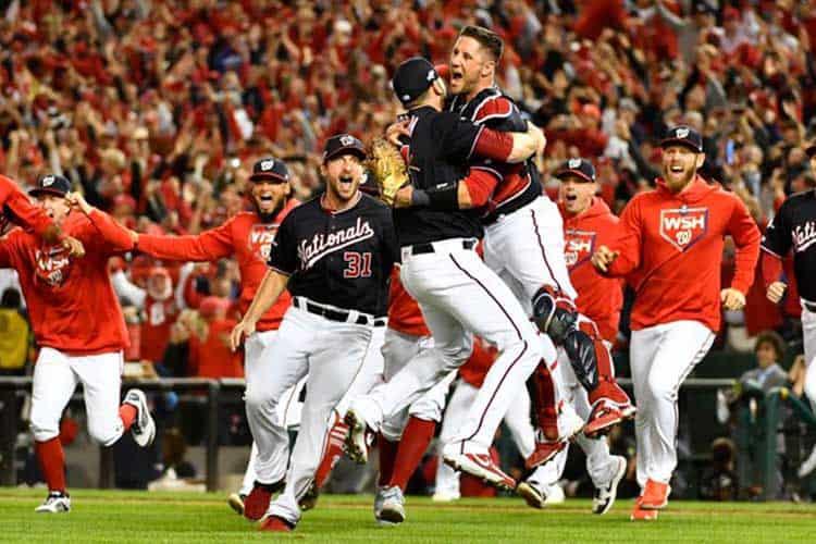 MLB 2020 Season Betting Odds