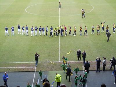 Oxford United vs Southend United