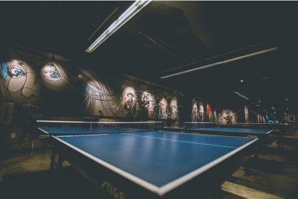 Table Tennis Bet