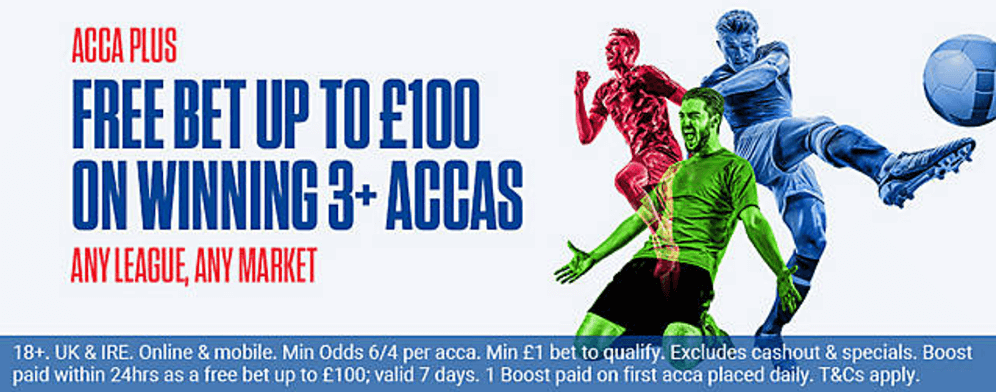 coral acca betting promotion
