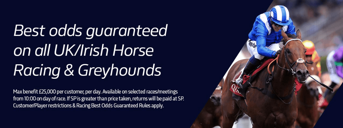 william hill best odds guaranteed betting promotion