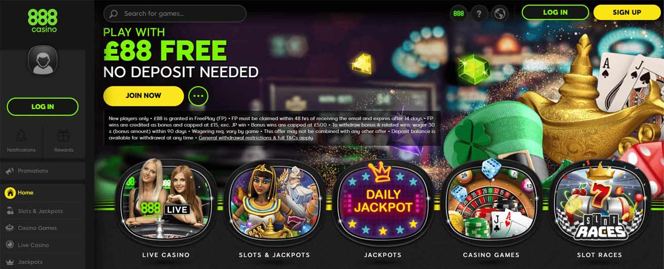 888casino uk online betting