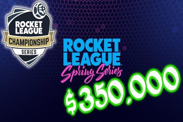 rocket league spring series betting