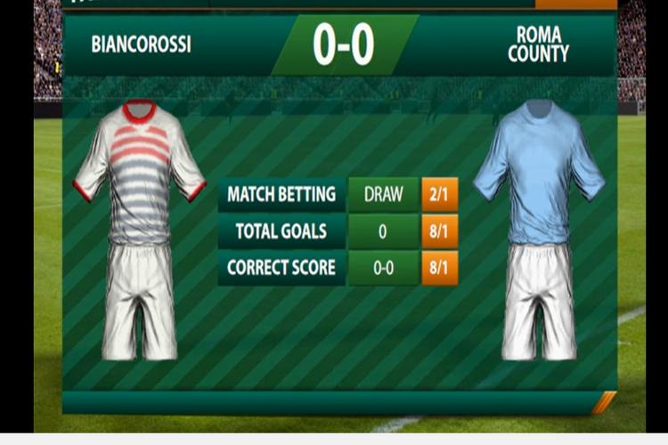 Virtual Football Betting Paddypower