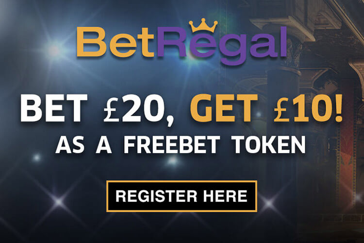 betregal welcome offer feature image
