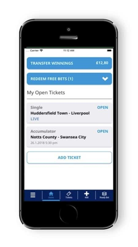 BoyleSports mobile screenshot