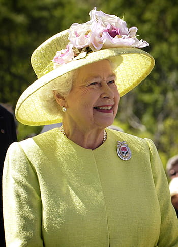 queen elizabeth hat