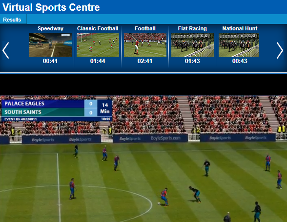 How to bet on virtual football and win