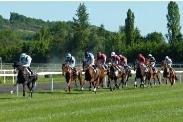 Horse racing tournament