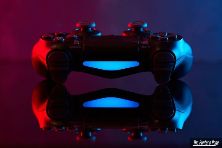 Playstation 4 joystick