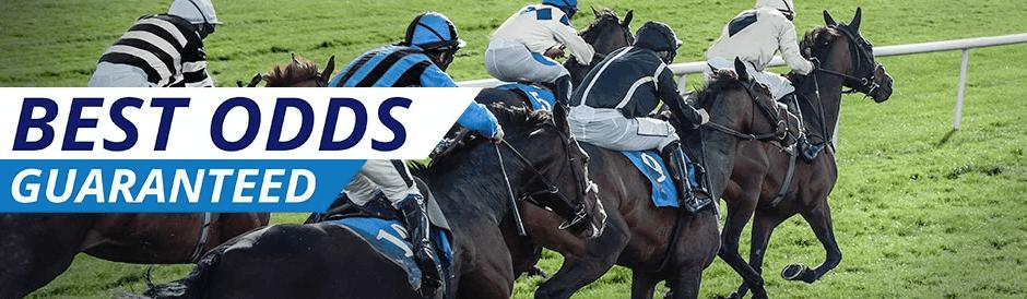 Sportingbet best odds guaranteed banner