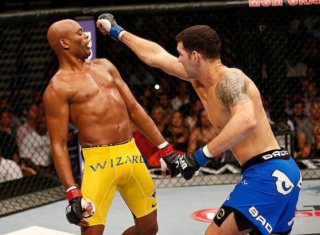 Silva vs Weidman