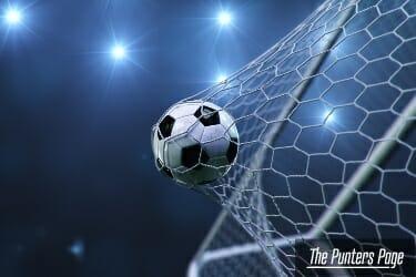 Football hitting net