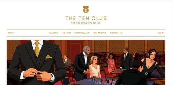 The Ten Club Screenshot