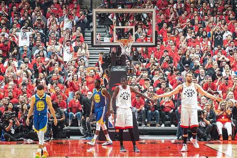 2019 NBA Finals Game