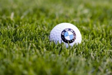 BMW PGA Championship Golf Ball