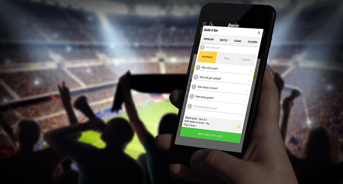 Bwin bet builder feature