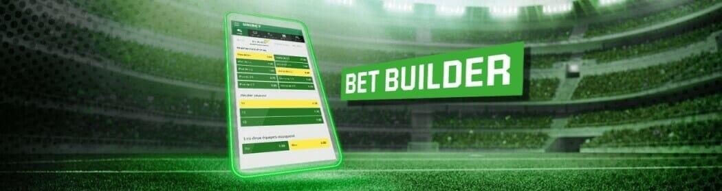 Unibet bet builder feature