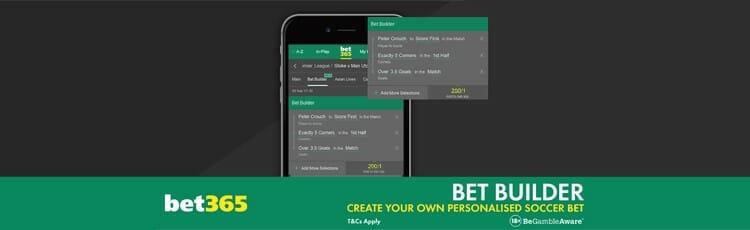 bet365 bet builder feature