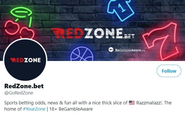 RedZone.bet #YourZone screenshot