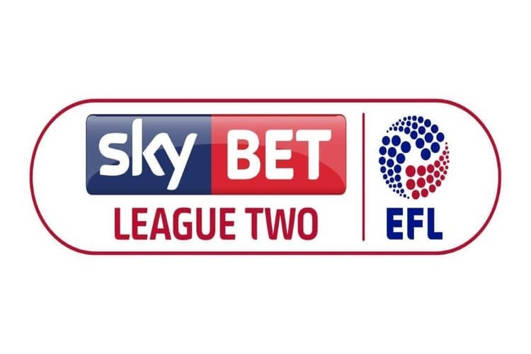 SkyBET League Two Logo
