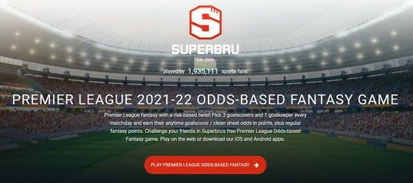 Superbru Fantasy Game Screenshot