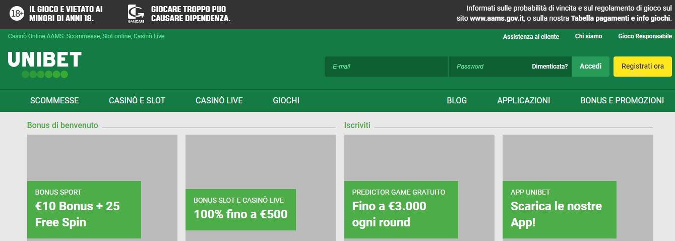 italian betting exchange