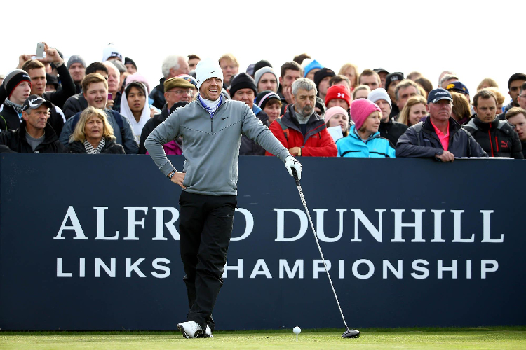 alfred dunhill links betting