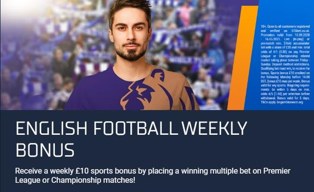 Other sports promos at STSbet