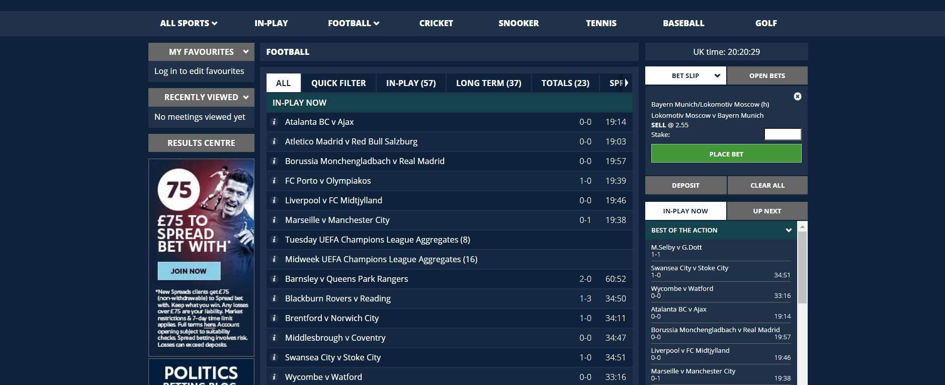 Spread betting tips of the day format world bowls championships 2021 betting