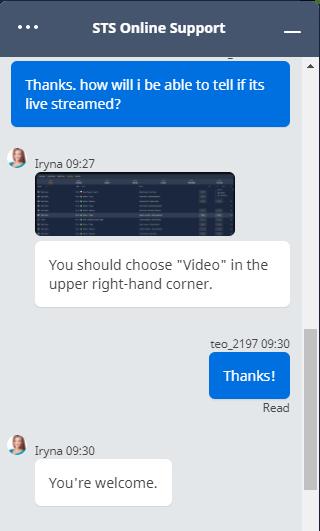 STSBet Customer Service
