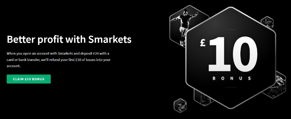 Smarkets Welcome Offer Updated
