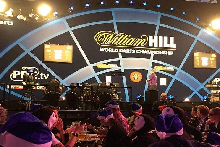 darts world championship betting