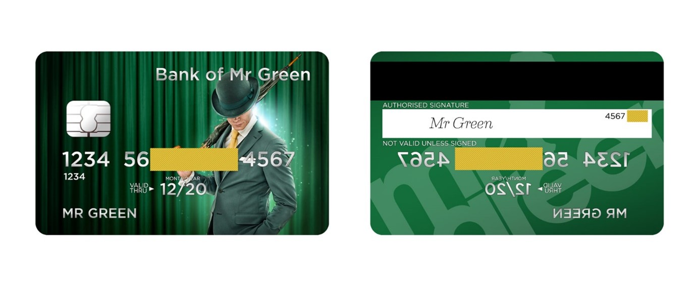 Betting verification Mr Green
