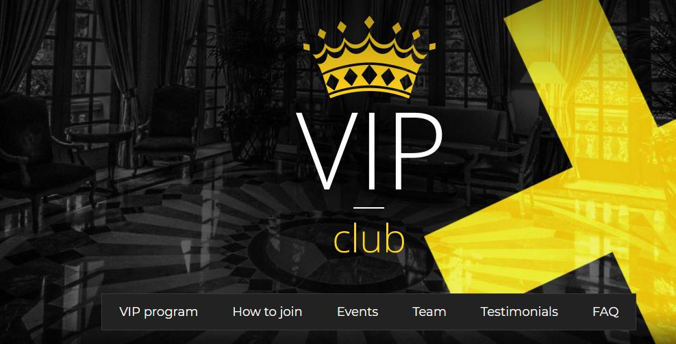 VIP/Loyalty Service