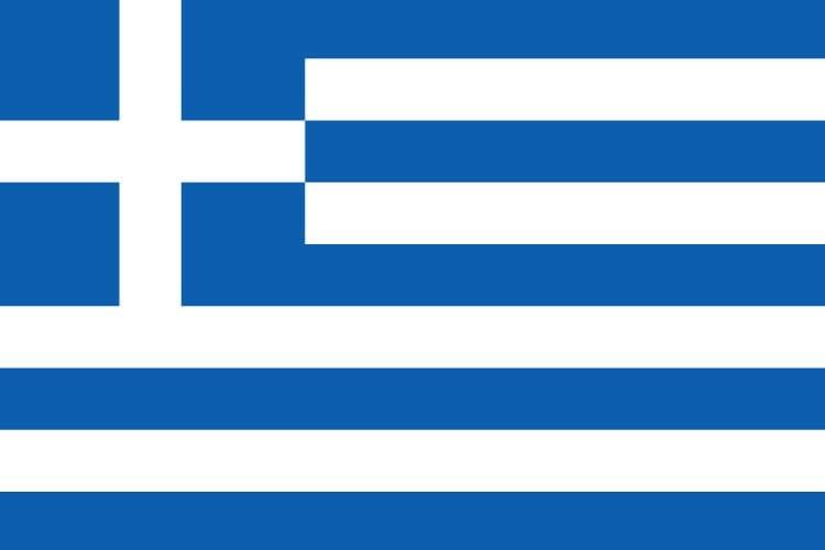 Flag of Geece