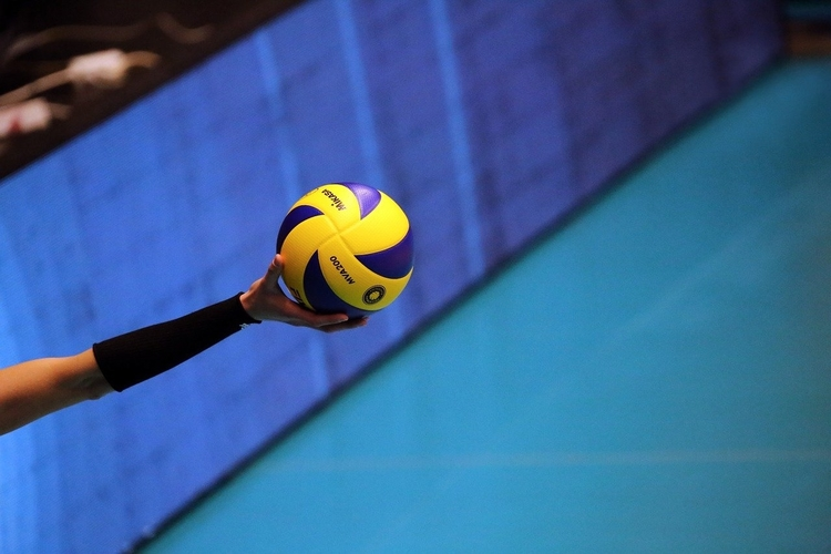 An image of a vollyball