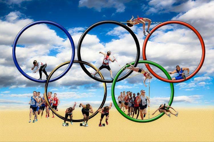 olympics 2021 betting