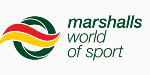Marshalls world of sport logo