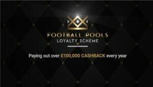 The Football Pools loyalty program