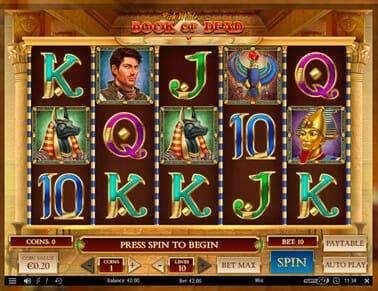 2kBet Casino Game Screenshot
