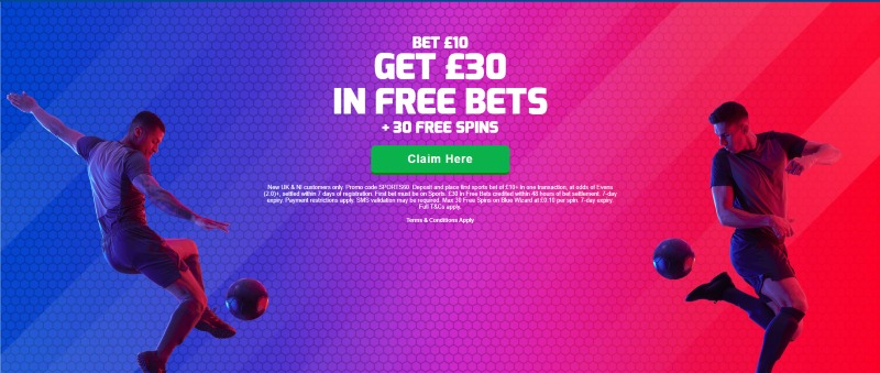 betfred offer
