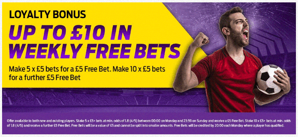 HollywoodBets Loyalty Offer