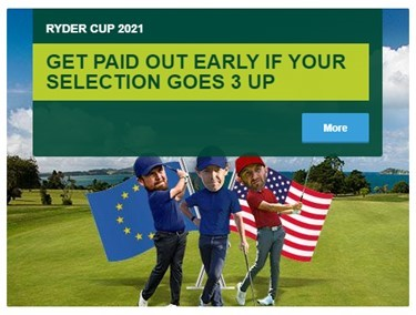 Paddy Power Ryder Cup