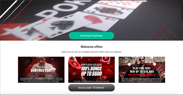 PokerStars Other Products