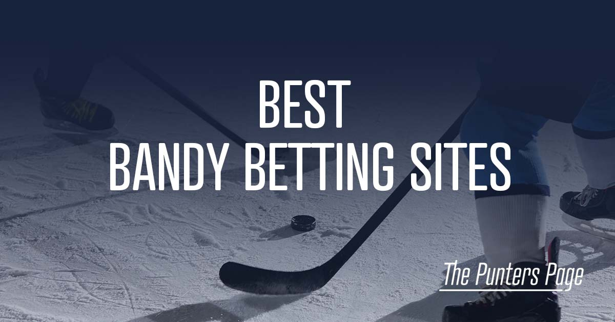 Text best bandy betting sites with background bandy player